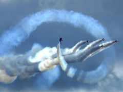 dimension, авиашоу, airplane