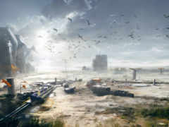 battlefield, concept