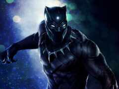 panther, черная, сниматься