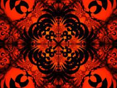 абстракция, pattern, fractal