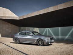 серия, luxury, седан
