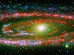andromeda, вселенная