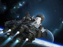 корабль, cosmic, космические