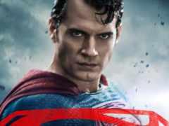 superman, batman, плакат