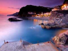 город, ocean, красивый