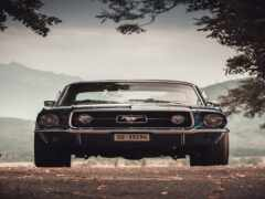 ford, mustang, идея