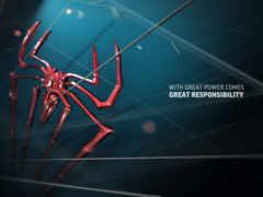 fondos, pantalla, spiderman