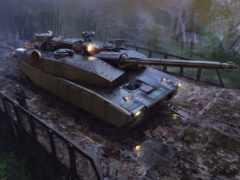 оружие, военный, танк