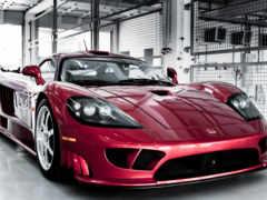 машины, бордового, суперкар