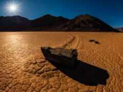 долина, смерть, пустыня