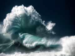 усилитель, ocean, water