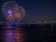 firework, live, fon