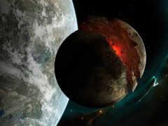 space, gravity Фон № 24592 разрешение 1920x1200