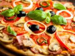 пицца, italian, апач