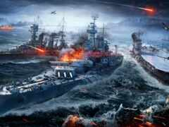 world, кораблей, warships