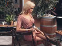 sitting, oxana, стрельцова