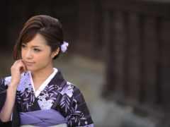 кимоно, japanese, широкоформатные