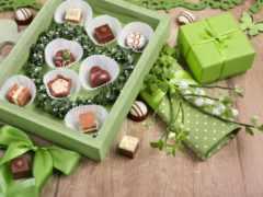 подарки, дар, sweets