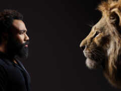 donald, lion, glover