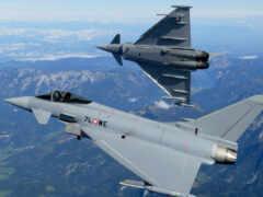 air, eurofighter, austrian