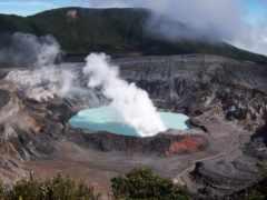 nicaragua, costa, вулканы