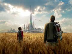 будущее, land