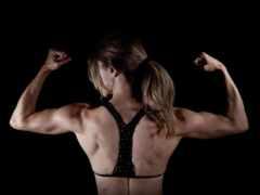 muscle, мышцы, лицо