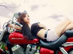 мотоцикл, you, para