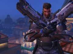 overwatch, reaper, shooter