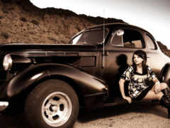 car, cars, vintage