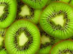 kivit, киви, зелёный