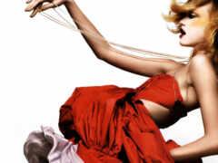 fashion, model