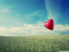 globo, valentine, forma