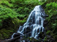 waterfalls, best, oregon
