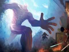 attack, titan, гигант