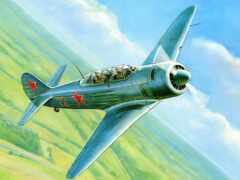 plane, истребитель, drawing