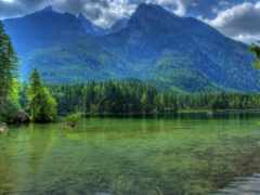 германия, landscape, scenery