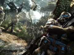 crysis, game, hunter