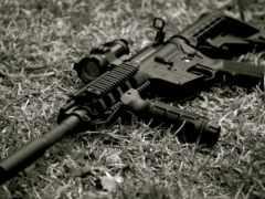 оружие, винтовка, attack