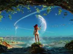 небо, water, fantastic
