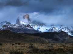 аргентина, great, горы