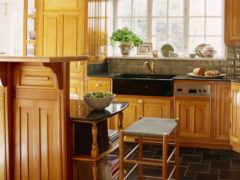 кухни, интерьер