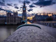 биг, london, бен