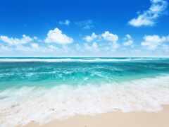 marine, побережье, море