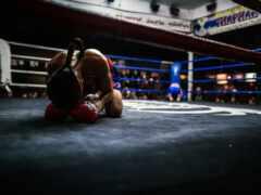 box, ринг, boxe