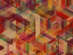 геометрия, текстура, ромбы