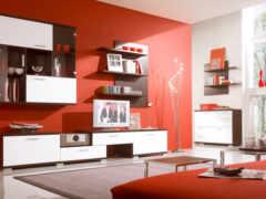 мебель, гостиной, спальни