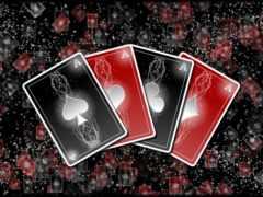 карты, игральные, rendering