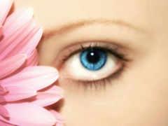 линзы, цветные, контактные