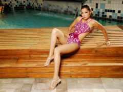 flui, models, swimwear